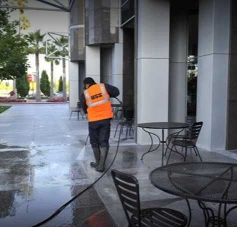 pressure washer services